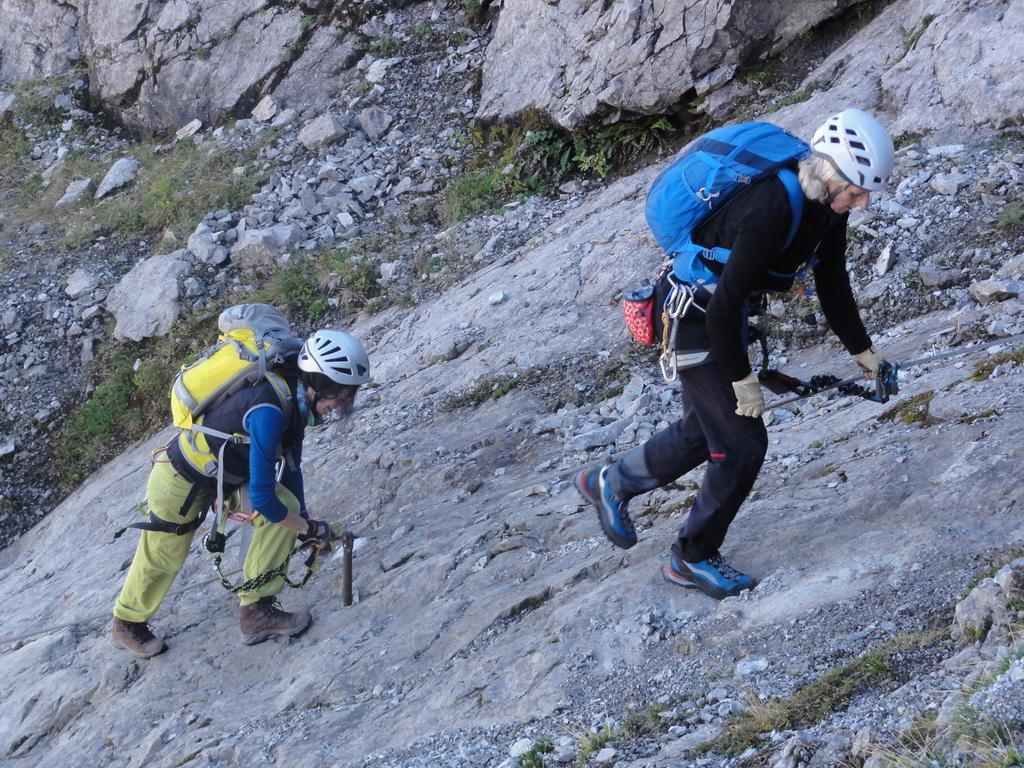 Klettersteig Kleinwalsertal : Geführte klettersteige im allgäu woche mit bergführer