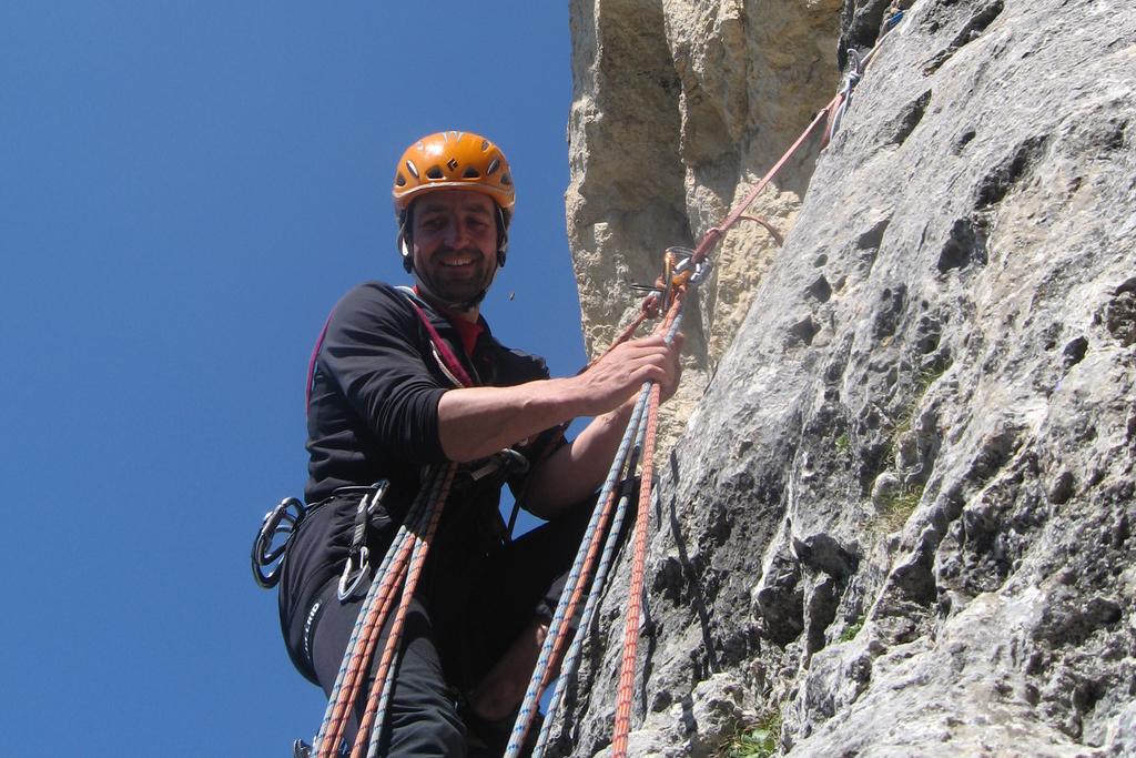 Klettergurt Alpinklettern : Geführtes alpinklettern mit bergführer ihr wunschziel