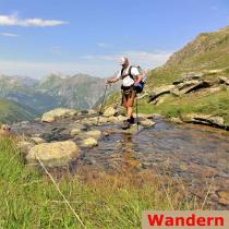 Wandern geführt Bergführer Alpinschule Allgäu Alpine Zeiten