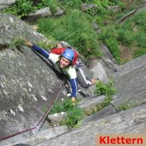 Klettern geführt Bergführer Alpinschule Allgäu Alpine Zeiten